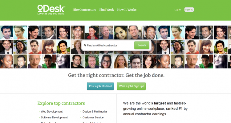 An Introduction to oDesk: Tips before Applying