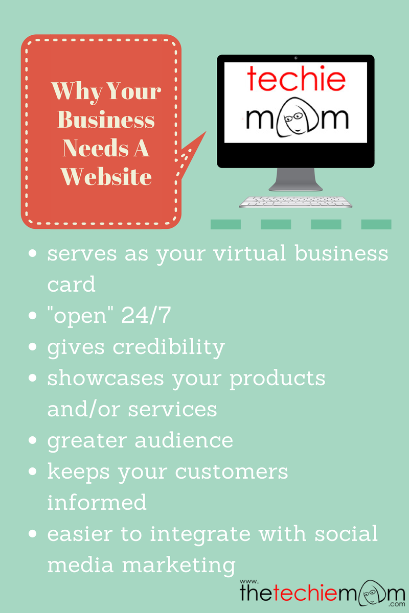 why your need a website