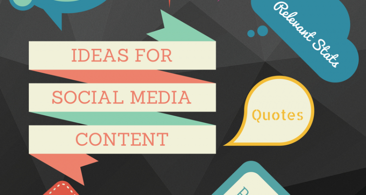 Ideas for Social Media Content