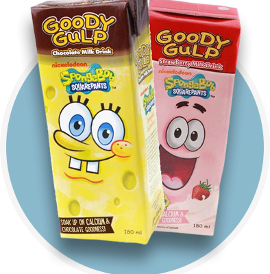 Just Chill, Shake & Gulp! It's a Goody Gulp Giveaway
