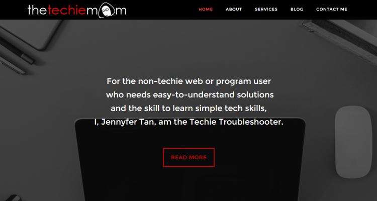 The Techie Mom's Major Upgrade
