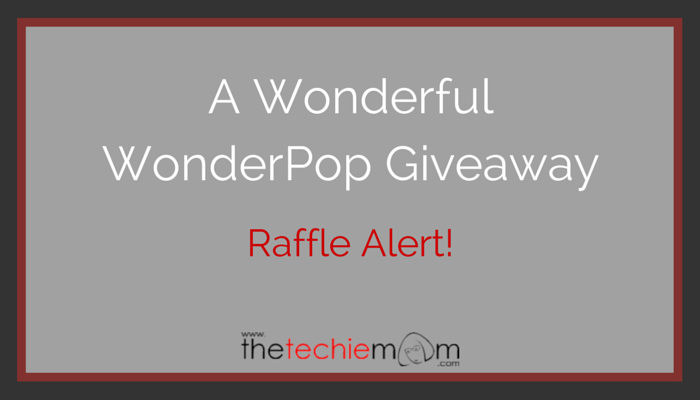 A Wonderful WonderPop Giveaway!