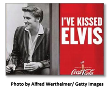 I've kissed elvis