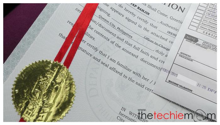 LTO/DFA Red Ribbon Authenticated Driver's License
